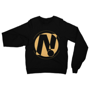 NO!ZECODE ICON Heavy Blend Crew Neck Sweatshirt – S, Black