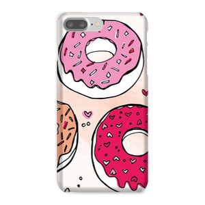 Donut Life Phone Case