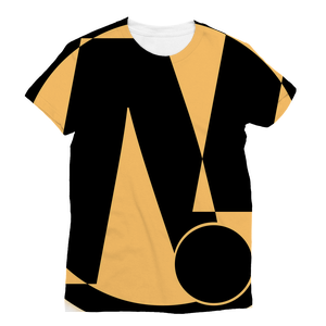 NO!ZECODE ICON Sublimation T-Shirt – S