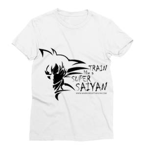 Super Saiyan Sublimation T-Shirt – XS