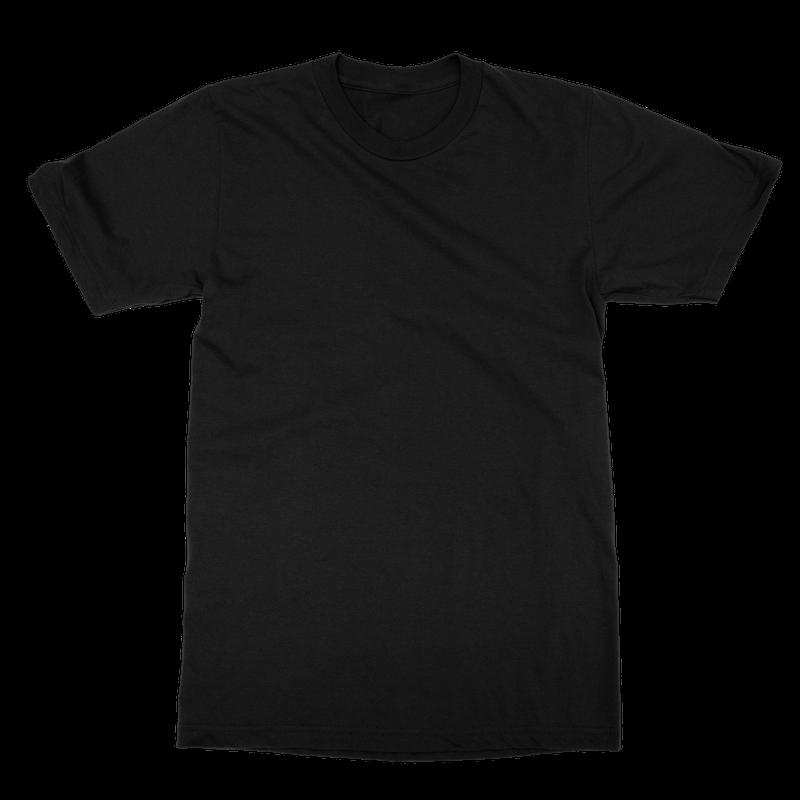 Softstyle Ringspun T-Shirt – Unisex, S, Black